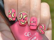 Nail love Bananas