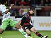 VIDEO Chicharito marca golazo regreso Leverkusen