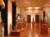 Piezas Museo Máscara presentes exposición Ciudad México