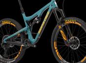 Santa Cruz 2017, bicicletas ahora aleación aluminio