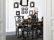 Decorate with empty frames