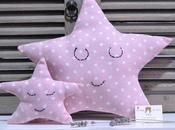Estrellitas topitos carita rosa. #proyectos blog jess, shop