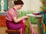 diferentes trabajos mujeres romanas