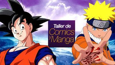 TALLER DE MANGA Y COMIC: Sedes en Buenos Aires