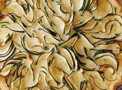 Tarta calabacín zucchini zapallitos