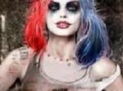 diseños alternativos Harley Quinn para SUICIDE SQUAD