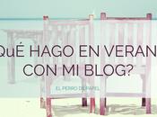 ¿Qué hacer blog Verano? Creciendo Ritmo