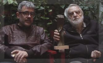 Mariano Aiello y Osvaldo Bayer desafiaron la demanda de los Martínez de Hoz con el anuncio de un segundo documental sobre la historia de las iniquidades que esa familia cometió en nuestro país.