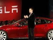 fenómeno Tesla Model