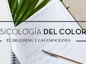 Reflexiones sobre psicología color experiencia Brand Stylist