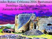 Grandes Rutas: Criticona 2016 Pantumacona (Jornada descanso Cardenete)