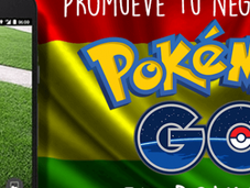 Pokemon Bolivia: formas promover empresa negocio