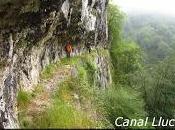 Circular Cabeza Pandescura (1.004 m.), Madre Canal Llucía desde Molina