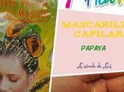 HEAVEN, mascarilla capilar papaya.
