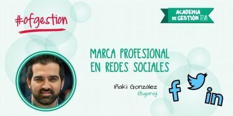Hablando de redes sociales y marca profesional en #ofgestión