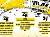 Festival Vilar Mouros 2016: Peter Murphy, Echo Bunnymen, Tindersticks... (25, Agosto)