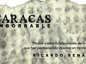 """Modalterna.Nota Prensa.sietealcubo inaugura """"CARACAS IMBORRABLE"""" Ricardo Benaim"""