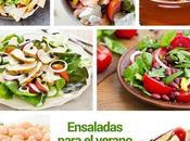 Recetas ensaladas para verano