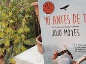 Reseña: antes Jojo Moyes