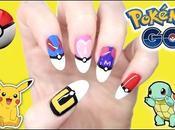 Pokémon Inspired Nails