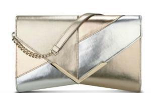 Tendencia de primavera: Metalizado plateado y dorado