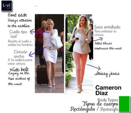 [Rectangle] Cameron Diaz styling.  L-vi.com