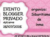 Evento Blogger Privado Alicante: Parte