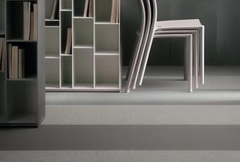Pavimento sostenible natural y decorativo lin leo - Linoleo pavimento ...