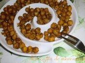 Garbanzos especiados curry aperitivo