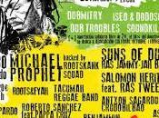 Concha Reggae Vibes 2016: Nota prensa