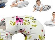 Beneficios cojin lactancia almohadas para embarazadas