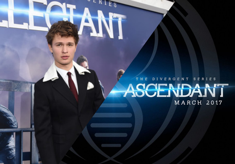 Ascendant: Ansel Elgort dice que es probable que el cast original no regrese a la TV Movie