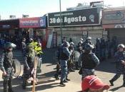 OPERATIVO POLICIAL estación Morón, zona guerra: impactante despliegue para desalojar vendedores