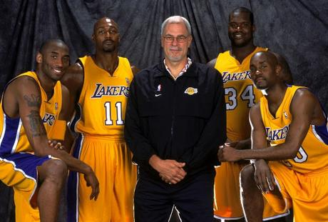 Del Big Four de los Angeles Lakers al Big Four de los Golden State Warriors
