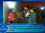 Sede Cañete; ALUMNOS UNIVERSIDAD NACIONAL CALLAO ABANDONADOS SUERTE…