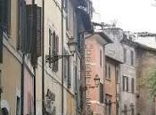 cuando Trastevere Roma encontraba poblado torres medievales...