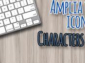 Amplía gama iconos Characters Symbols LITE.