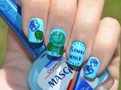 Nail Flores Water Decals