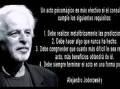ABUSOS, Prólogo Alejandro Jodorowsky