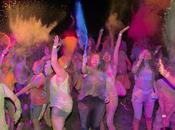 Fiesta Holi privada nocturna