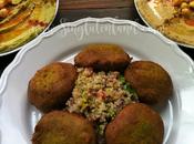Falafel Tabulé Quinoa (Sin Gluten)