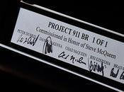 Porsche 911BR. proyecto Steve McQueen estaría orgulloso