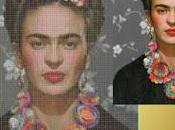 Frida Kahlo punto Cruz.