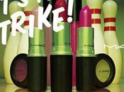 Próxima colección MAC; It's Strike!