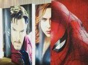 Nuevos diseños promocionales Spider-Man: Homecoming Doctor Strange