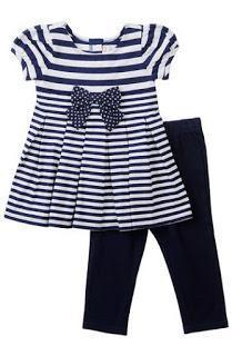 Vestimenta Naútica para Niños - Nautical Outfits for Kids.