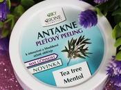 Exfoliante facial árbol mentol Bione Cosmetics