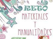 Reto Materiales Manualidades (octubre 2015)