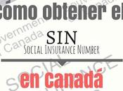 Cómo obtener (Social Insurance Number) Canadá