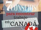 Consejos para Encontrar Trabajo Canadá